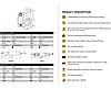 Бесщеточный фрезерный аппарат 120W с наконечником 50000rpm 6,8Ncm JSDA JD3G, фото 7