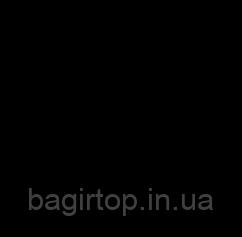 Вінілова наклейка - мисливець і собака