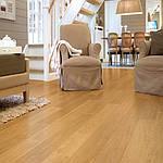 Підлогове покриття з натуральної деревини
