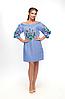 """Сукня лляна жіноча """"Квітка"""" розміри в наявності"""