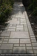 Квадрат большой (серый) 6см., фото 1