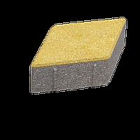 Ромб (серый) 6см., фото 1