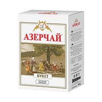 Чай АЗЕРЧАЙ Букет черный байховый 100 гр.