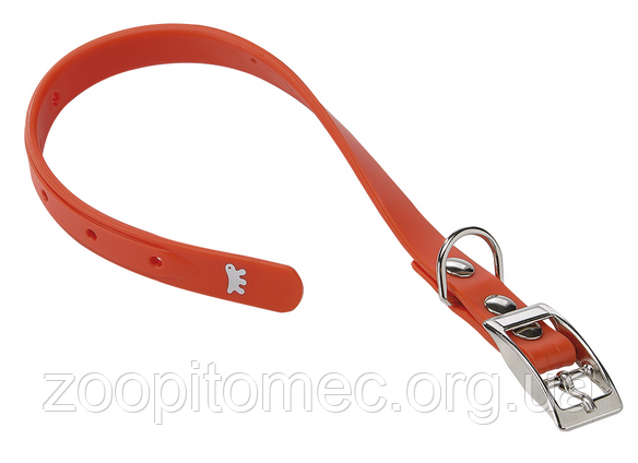 Ошейник для собак ERGOFLEX CF24/45  ORANGE COLLAR ferplast