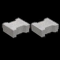 Подвійне Т (колір на сірому цементі) 8см.