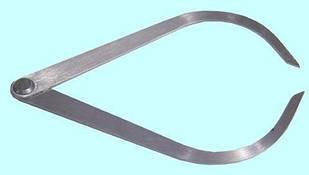 Кронциркуль для наружных измерений  125мм GRIFF
