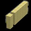 Поребрик фигурный квадратный (серый)