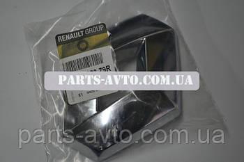 Эмблема в передний бампер Renault Duster (Original 628902379R)