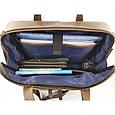Кожаная сумка для документов и ноутбука Vatto, фото 5