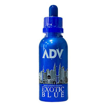 Премиум жидкость для электронных сигарет The Ohm ADV Exotic Blue 60 ml (clone)