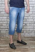 Бриджи мужские джинсовые Crown Jeans модель 2654 (DN60)