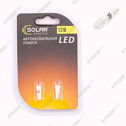 LED лампа SOLAR LF101