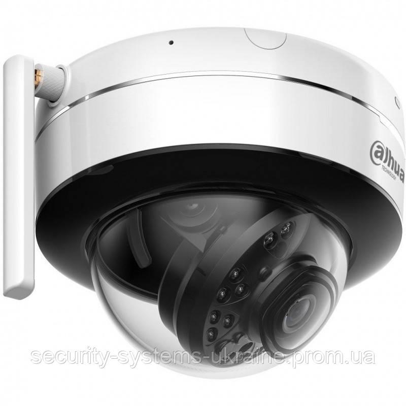 Wi-Fi видеокамера DH-IPC-D26P Dahua IP (2.8 мм)