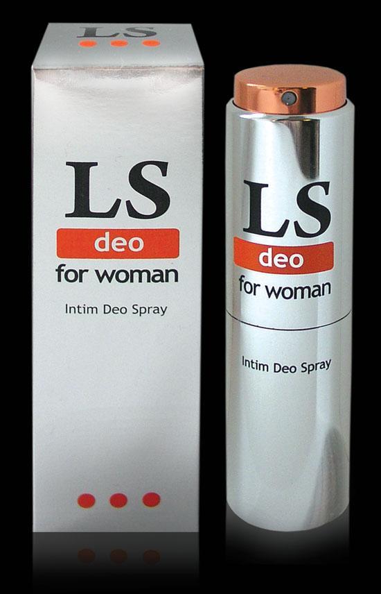 """Lovespray deo"" интим - дезодорант для женщин 18мл"
