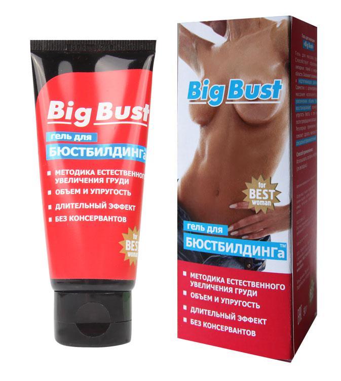 """Гель """"Big bust"""" для женщин 50г"""
