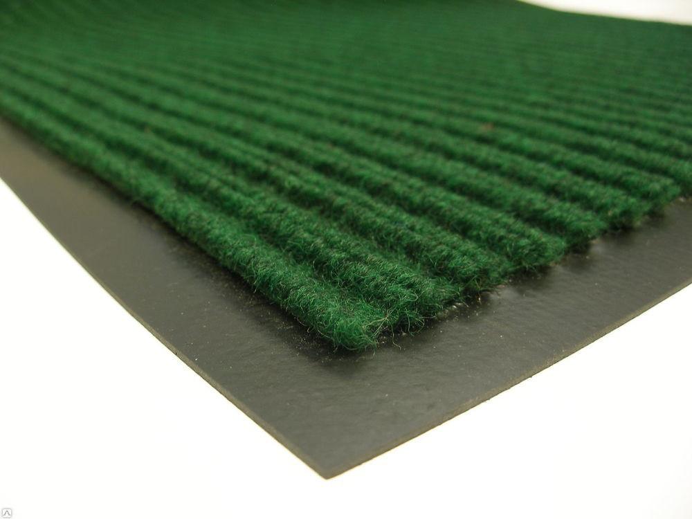 Коврик 60 х 90 см зеленый