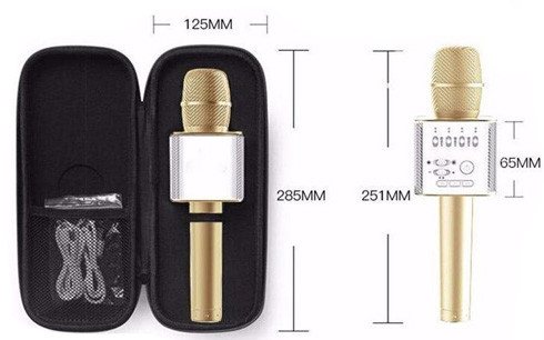 Преимущества портативногобеспроводногокараоке микрофона Q9