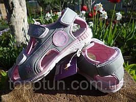 """Детские сандалии для девочки """"Tom.m"""" Размер: 27,28,30,31"""