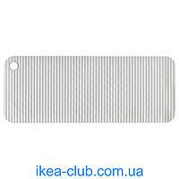 Коврик в ванну IKEA ДОППА 603.033.63 светло-серый