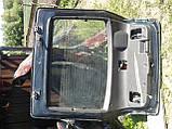 Крышка багажника со стеклом Mazda 626 GF 1997-2002г.в. 5дв хетчбек зеленая, фото 5
