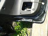 Крышка багажника со стеклом Mazda 626 GF 1997-2002г.в. 5дв хетчбек зеленая, фото 6