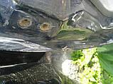 Крышка багажника со стеклом Mazda 626 GF 1997-2002г.в. 5дв хетчбек зеленая, фото 9