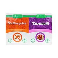 Антигусень 4мл + Самшит 3мл инсекто-фунгицидный препарат