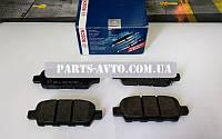 Колодки тормозные задние Renault Koleos (Bosch 0986495089)