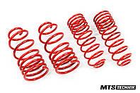 Комплект спортивных пружин занижения -40/-40 от MTS-Technik® для VOLVO 740 / 760 / 945 / 965 Kombi (1985-1992) Lowering Spring Kit