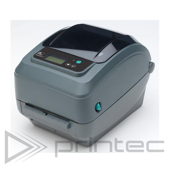 Принтер этикеток Zebra GX420t USB + RS-232 + Wi-Fi