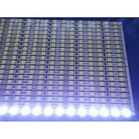 Светодиодная линейка SMD 5054 72LED/m IP20