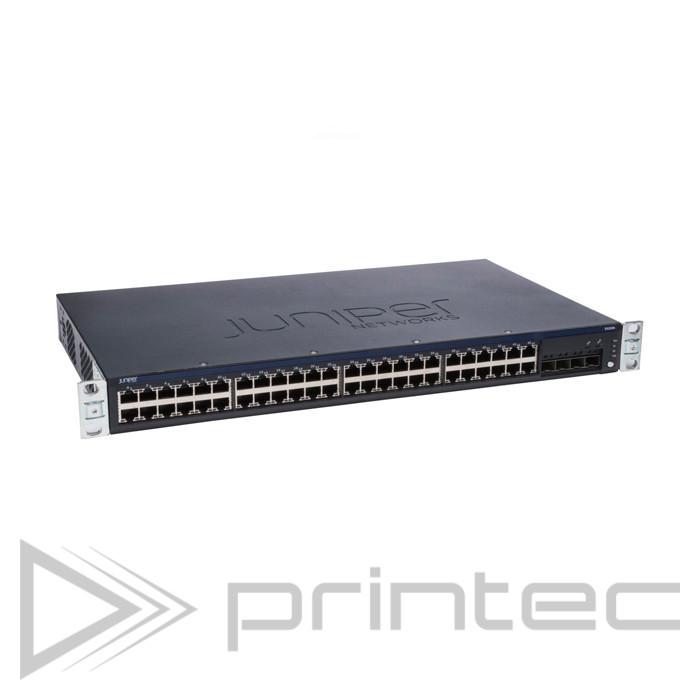 Коммутатор  Juniper EX2200-48T-4G на 48 портов