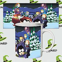 Прикольная чашка South Park № 3