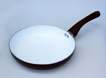 Сковорода с керамическим покрытием Con Brio 24см
