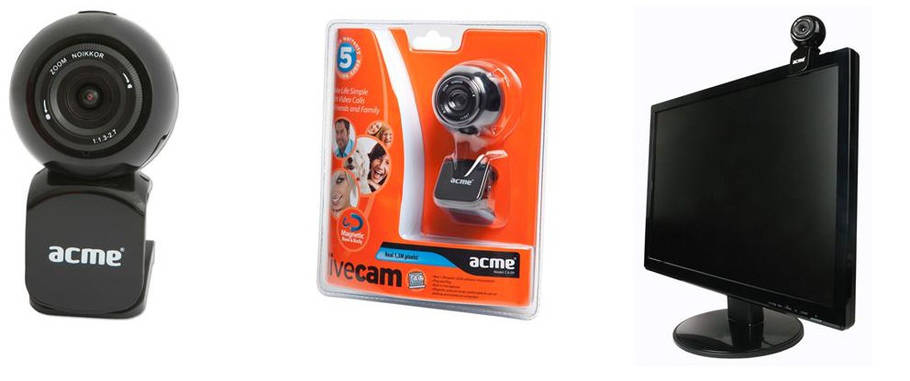 WEB-камера Acme CA-09, фото 2