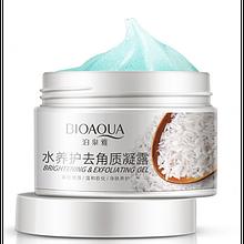 Гель-эксфолиант BioAqua с рисовым экстрактом и фруктовыми кислотами