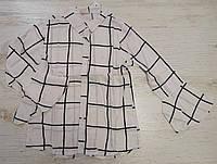 Рубашка для девочек оптом, Glo-story, 110-160 см,  № GCS-6195, фото 1