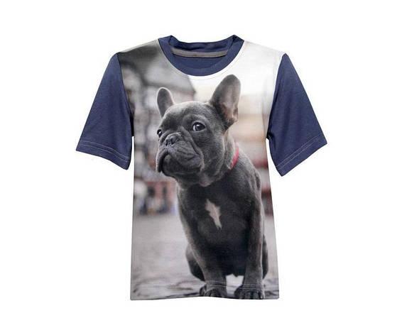 3D футболка детская разм 104-110, фото 2