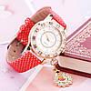 Женские наручные часы KimSeng с лебединой подвеской, фото 5