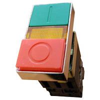 Кнопка двойная с подсветкой XB2-BW8375