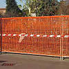 Сетка для ограждения строек, ремонтных работ