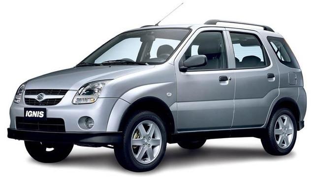 Suzuki Ignis (MH) (09.2003-)