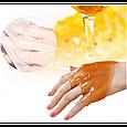 Маска парафиновая с экстрактом меда BioAqua Honey Hand Wax, фото 4