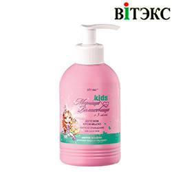 Витэкс - Модница Волшебница Kids 3+ Крем мыло для рук и тела мягкое очищение 300мл, фото 2