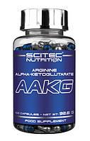 AAKG от Scitec Nutrition 100капс