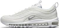 Женские кроссовки Nike Air Max 97 White Найк Аир Макс 97 белые