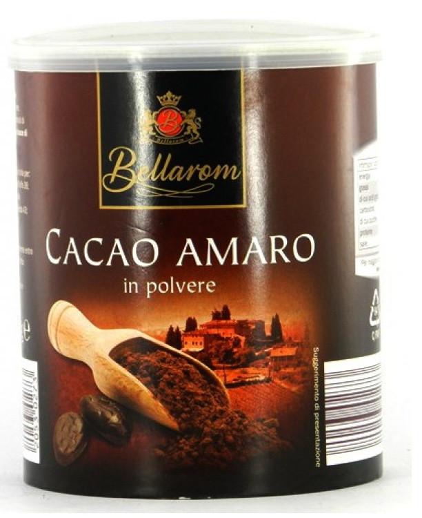 Какао натуральное Cacao Amaro Bellarom, 250 гр.