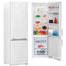 Двухкамерный холодильник Beko RCSA300K20W (291л, A+,180см)
