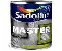 Sadolin MASTER 30  полуматовая алкидная краска, 1 кг.