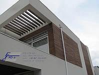 Отделка и монтаж фасадов из термодерева, фото 1